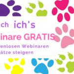 Webinare für Hundehalter
