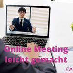 Online Meeting leicht gemacht